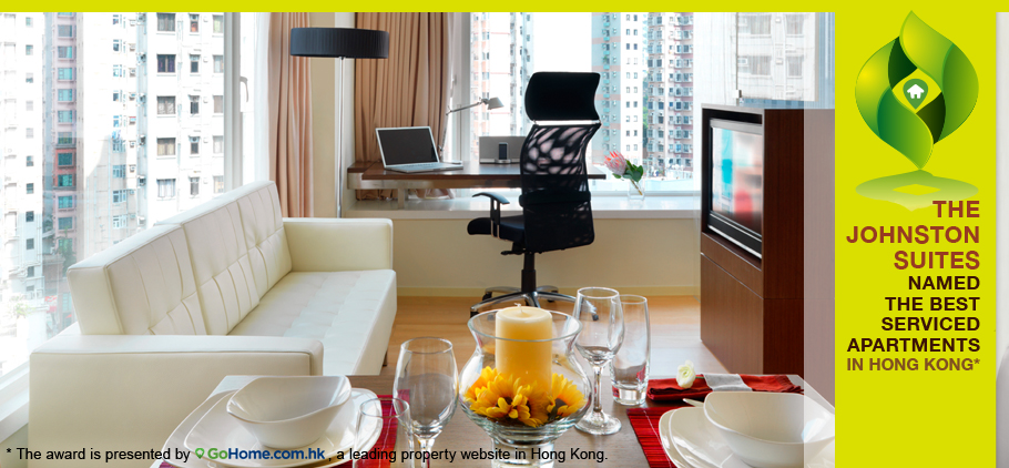 The Johnston Suites Hong Kong Serviced Apartments, Best Serviced Apartments, Hong Kong Serviced Apartments